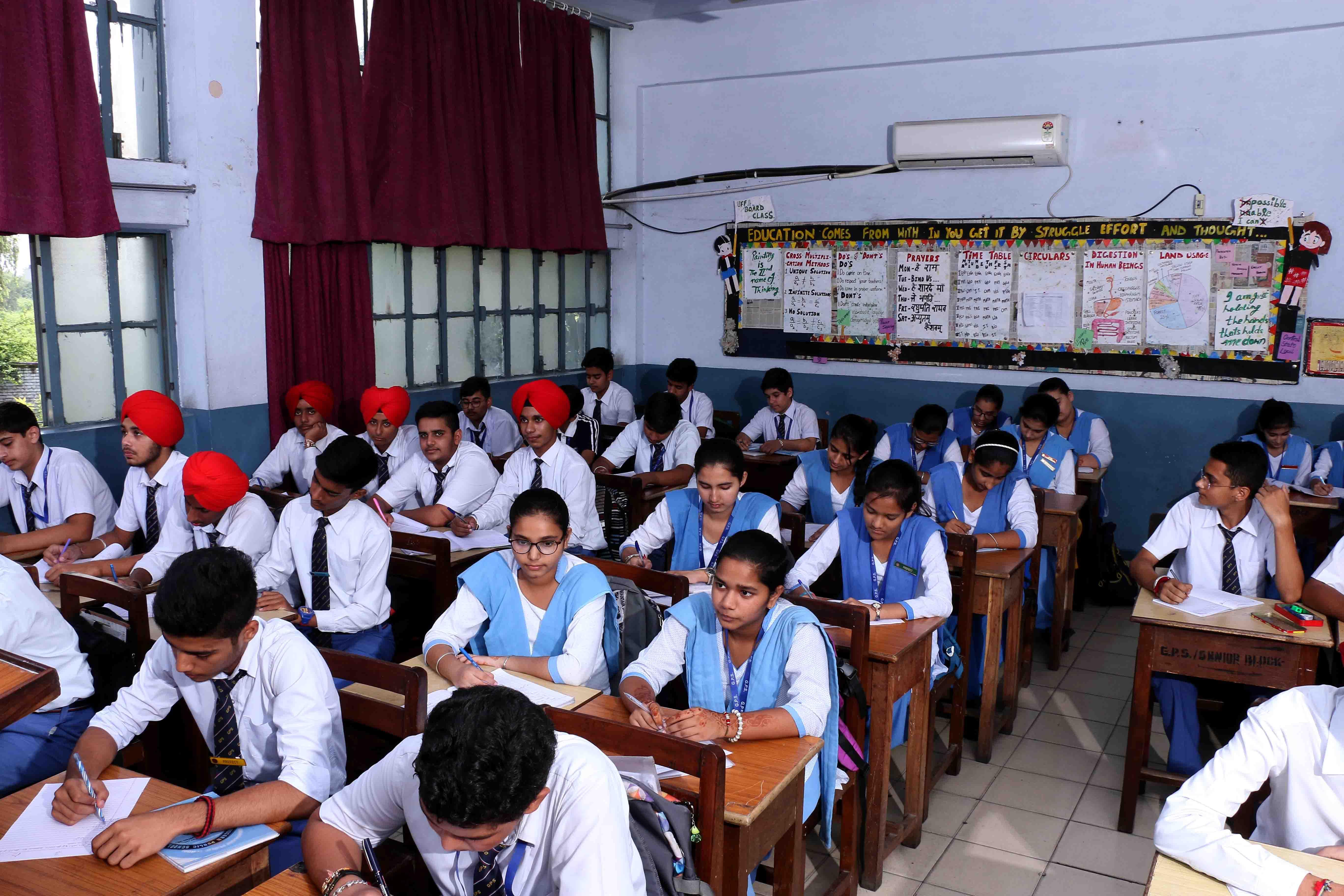 Remedial Classes Gobindgarh Public School